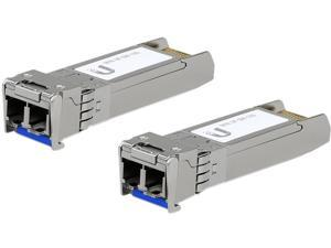 Ubiquiti UniFi 10G Singlemode Fiber SFP 1310nm LC UF-SM-10G (2-Pack)