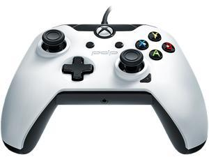 PDP 048-082-NA-WH01 Wired Controller For Xbox One & PC - White