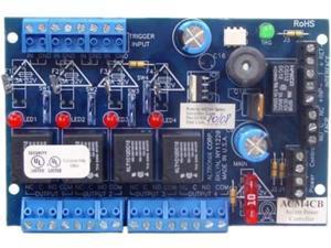 Altronix Corporation ACM4CB Four (4) PTC Outputs Access Power Controller