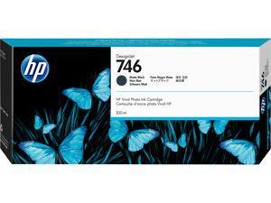 HP 746 Ink Cartridge - Matte Black