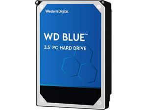 WD Blue 500GB Desktop Hard Disk Drive - 5400 RPM SATA 6Gb/s 64MB Cache 3.5 Inch - WD5000AZRZ