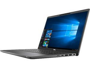 "Dell Latitude 7420 14"" Notebook, Intel Core i7-1185G7, 16GB RAM, 256GB SSD, Windows 10 Pro, Carbon Fiber, Black (D8NF4)"