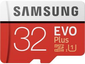 Samsung EVO Plus 32GB MicroSD Card with Adapter (MB-MC32GA/CA)