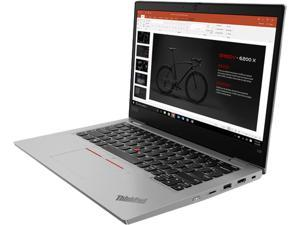 "Lenovo Laptop ThinkPad L13 20R3001KUS Intel Core i5 10th Gen 10210U (1.60 GHz) 16 GB Memory 512 GB PCIe SSD Intel UHD Graphics 13.3"" Touchscreen Windows 10 Pro 64-bit"