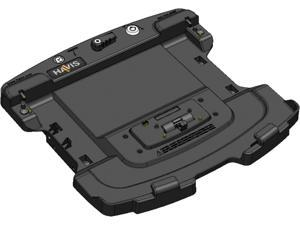 HAVIS DOCKING STATION WITH LIND POWER SUPPLY FOR PANASONICS TOUGHBOOK 54 AND 55