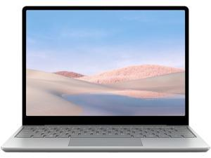 "Microsoft Laptop Surface Laptop Go 21K-00001 Intel Core i5 10th Gen 1035G1 (1.00 GHz) 4 GB LPDDR4X Memory 64 GB eMMC Intel UHD Graphics 12.4"" Touchscreen Windows 10 Pro"