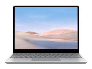 "Microsoft Laptop Surface Laptop Go 14M-00001 Intel Core i5 10th Gen 1035G1 (1.00 GHz) 16 GB LPDDR4X Memory 256 GB SSD Intel UHD Graphics 12.4"" Touchscreen Windows 10 Pro 64-bit"