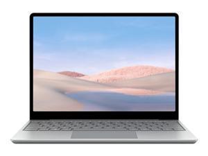 "Microsoft Surface Laptop Go 12.4"" Touchscreen Notebook - 1536 x 1024 - Intel Core i5 (10th Gen) i5-1035G1 1.00 GHz - 8 GB RAM - 256 GB SSD - Platinum - Windows 10 Pro - Intel UHD Graphics"