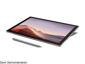 "Microsoft Surface Pro 7+ 1NF-00001 Intel Core i7 11th Gen 1165G7 (2.80 GHz) 16 GB LPDDR4X Memory 1 TB SSD Intel Iris Xe Graphics 12.3"" Touchscreen 2736 x 1824 Detachable 2-in-1 Laptop Windows 10 Pro"