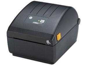 ZEBRA AIT PRINTER DIRECT THERMAL PRINTER ZD220 STANDARD EZPL 203 DPI US POWER CORD USB