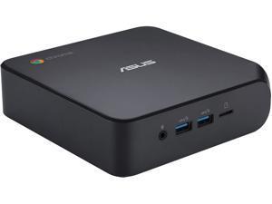 ASUS Desktop Computer Chromebox 4 CHROMEBOX4-G3023UN Intel Core i3 10th Gen 10110U (2.10 GHz) 8 GB DDR4 128 GB SSD Google Chrome OS