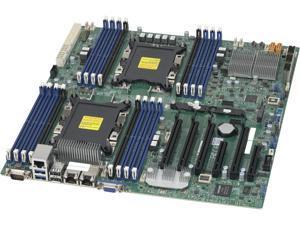 Supermicro MBD-X11DPI-N Dual Socket P DDR4 C621 Dual LAN E-ATX Server Motherboard (Retail Package)