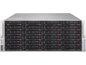 Supermicro Storage Server, 6049P-E1CR24H-OTO-12, 240TB SAS3 HDDs, 2 x Xeon Gold 5218, Memory 192GB