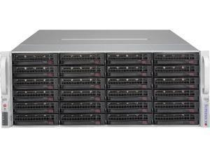 Supermicro Storage Server, 6049P-E1CR36H-OTO-16, 360TB SAS3 HDDs, 2 x Xeon Gold 5218, Memory 192GB