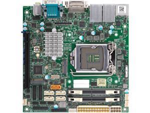 Supermicro MB MBD-X11SCV-Q-O Ci7 i5 i3 Q370 LGA1151 32GB DDR4 PCIE Mini-ITX