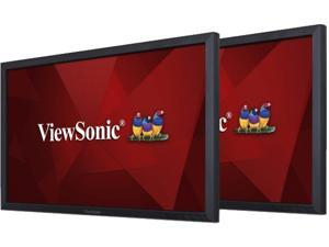 ViewSonic LED VG2249_H2 Dual Monitor Pack with SuperClear MVA Panels Retail