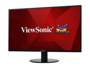 """ViewSonic VA2719-2K-SMHD 27"""" WQHD 2560 x 1440 2K 5ms (GTG W/OD) 2xHDMI DisplayPort Built-in Speakers SuperClear Anti-Glare Backlit LED IPS Monitor"""