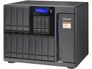 QNAP NAS TS-1635AX-8G-US 16-Bay Marvell ARMADA 8040 quad-core 1.6 GHz 8G DDR4 RTL
