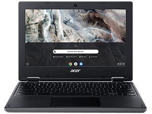 "Acer Chromebook 311 C721-48FM Chromebook AMD A4-Series A4-9120C (1.60 GHz) 4 GB Memory 16 GB Flash Storage 11.6"" Chrome OS"