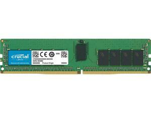 Crucial CT16G4RFD8266 16GB DDR4 2666 288-Pin CL19 2Rx8 ECC Registered DIMM Memory
