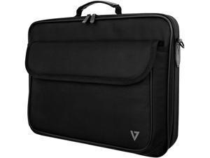 "V7 Essential Cck16-Blk-3N Carrying Case (Briefcase) For 16.1"" Notebook - Black"