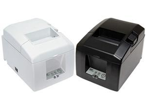 STAR MICRONICS TSP654IICLOUDPRNT24 SK GRY US TSP650II LINERFREE THERMAL PRINTER FOR STICKY PAPER CUTTER ETHERNET CLOUDPRNT USB TWO PERIPHERAL USB GRAY EXT PS INCLUDED