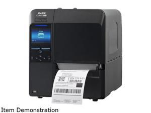 SATO CL4NX PLUS 203DPI 41 THERMAL TRANSFER PRINTER LANUSBSERBLUETOOTH WITH WLAN