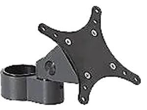 Innovative Office Products MNYK10-STVB Innovative, Pole Mounts: Modular Now Additional Heavy Duty Tilter (75/100Mm) (Mnpl1X-Xxxb Pole Mount Required) , Black