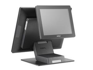 POSIFLEX CUSTOMER DISPLAY SECONDARY LCD DISPLAY 97 REAR MOUNT BLACK FOR RT2015 SERIES