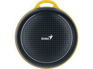 Genius Speaker 31731070100 SP-906BT Bluetooth4.1 30m 3W 40mm MicroUSB Black Retail