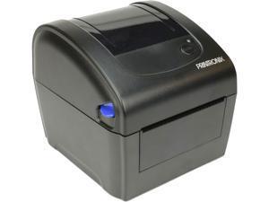 "Printronix T420-110 Direct thermal Desktop Printer, 203 dpi, 4"" Print width, Ethernet, USB Client, USB Host, Serial."
