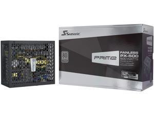 Seasonic PS SSR500PL PRIME FANLESS PX500 500W ATX 80 Platinum Fully Modular