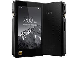FiiO Media Player X5-IIIB X5 3rd Gen Portable High-Resolution Audio Player Black Retail