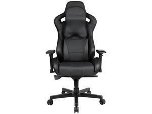 Anda Seat Extra Large Size High-Back Ergonomic Design Dark Knight Premium Gaming Chair - Black (AD12XL-DARK-B-PV/C-B02)