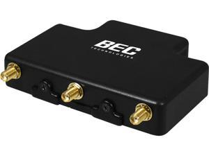 BEC TECHNOLOGIES MODULAR LTE MODEM FOR USE WITH MX1200 ANTENNA INCLUDED