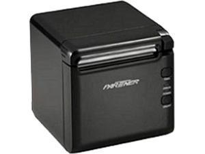 PARTNER TECH RP700 RECEIPT PRINTER FRONT LOADER WHITE USB SER ETHERNET POWER SUPPLY