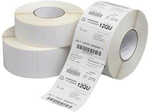 THERMAMARK CONSUMABLES TOPCOATED FREEZER GRADE ADHESIVE PAPER LABEL DIRECT THERMAL 225 X 3 1 CORE 5 OD 840 LABELS PER ROLL PERFORATED 6 ROLLS PER CASE PRICED PER CASE
