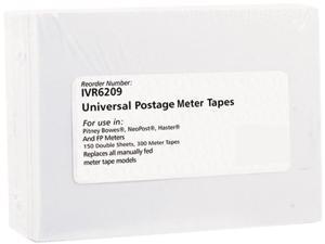 Postage Label, 3 1/2 X 5 X 1/4, White, 300 Per Pack