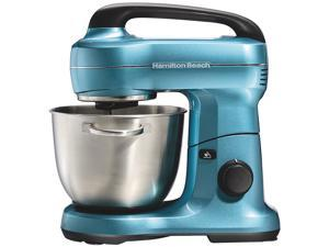 Hamilton Beach 7 Speed Stand Mixer, Blue 63393