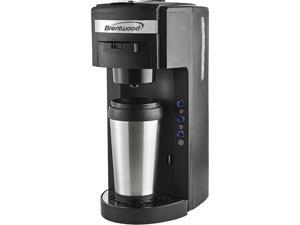 Brentwood Appliances TS-114 K-Cup Single-Serve Coffee Maker