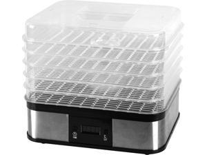Ecohouzng Electric Stainless Steel Food Dehydrator (ECH5402)