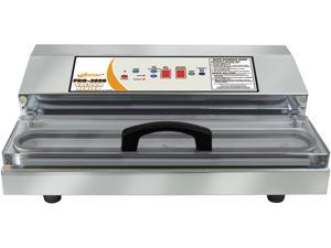 Weston Pragotrade USA 65-0401-W Vacuum Sealer, PRO 3000, Stainless Steel