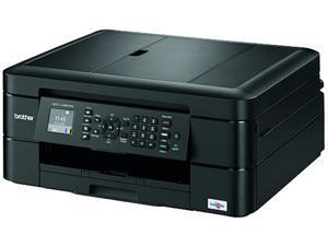 Brother MFCJ480DW Duplex 6000 dpi x 1200 dpi wireless/USB color Inkjet All-In-One Printer