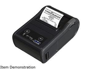 Epson Mobilink TM-P60II Mobile Wireless Receipt Printer, USB, mPOS, IOS Bluetooth, Auto Cutter, Black - C31CC79A9901