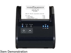 Epson Mobilink TM-P80 Mobile Wireless Receipt Printer, Bluetooth, Black - C31CD70A9971