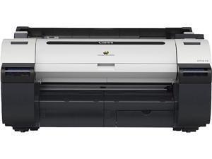 """Canon imagePROGRAF iPF670 (9854B005) 24"""" USB / Ethernet Color Inkjet Large Format Printer"""