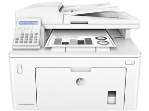 HP Inc. LaserJet Pro MFP M227fdn Multifunction Printer Copy; Fax; Print; Scan