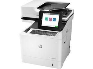 HP LaserJet Enterprise Flow MFP M631h - Multifunction printer - B/W - laser Business Printers