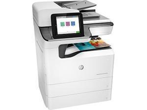 HP PageWide Enterprise 780dn Page Wide Array Multifunction Printer - Color - Plain Paper Print - Desktop
