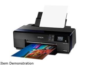 Epson SureColor P600 Wireless Wide Format Inkjet Printer (C11CE21201)
